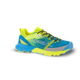 Boreal Saurus - Chaussures running Homme - jaune/bleu